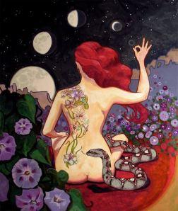 http://rojomenstrual.blogspot.com.es/2013/01/los-misterios-de-la-sangre.html